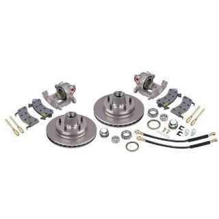 Find New 1964-72 Chevy A-Body Brake Kit for Drop Spindles motorcycle in Lincoln, Nebraska, US, for US $239.99