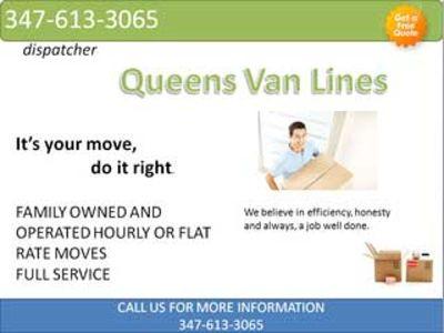 Queens Van Lines