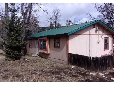 2 Bed 1 Bath Foreclosure Property in Cloudcroft, NM 88317 - Trading Post Rd