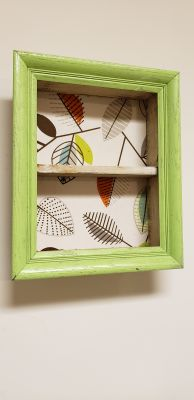 PICTURE FRAME SHELF 14 BY 17