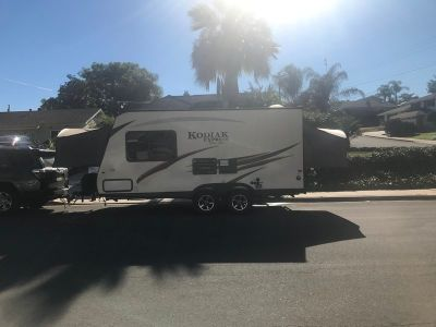 2015 Dutchmen Kodiak Express Expandable 186e