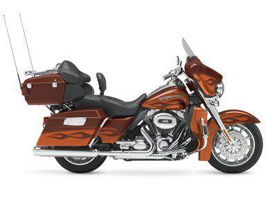 2010 Harley-Davidson CVO Ultra Classic Electra Glide Touring Idaho Falls, ID