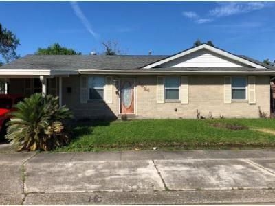 3 Bed 2 Bath Foreclosure Property in Marrero, LA 70072 - Lincoln Ave