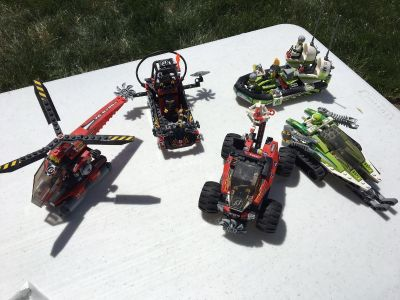 Lego Collection: World Racers