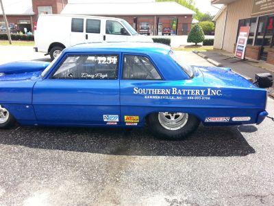 1967 Chevy Nova race ready