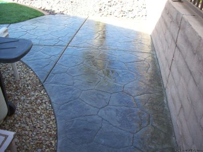 Wet Look Brick Driveways Patios Walkways