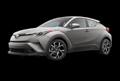 2019 Toyota C-HR XLE (Silver Knockout Metallic)