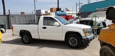 2008 CHEVROLET COLORADO PICK UP