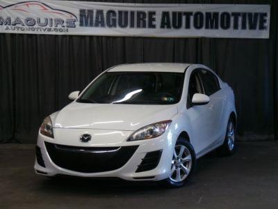 2010 Mazda Mazda3 Touring (Crystal White Pearl Mica)