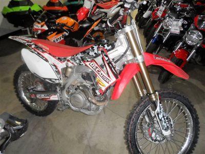 2015 Honda CRF 450R Motocross Motorcycles Woodinville, WA