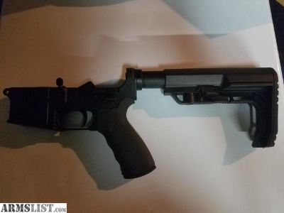 For Sale: AR lower