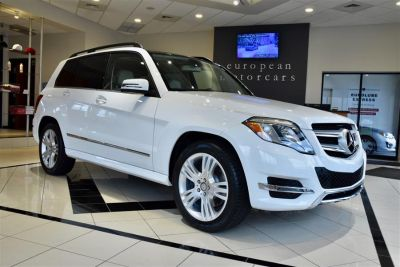 2015 Mercedes-Benz GLK GLK 350 4MATIC (Polar White)