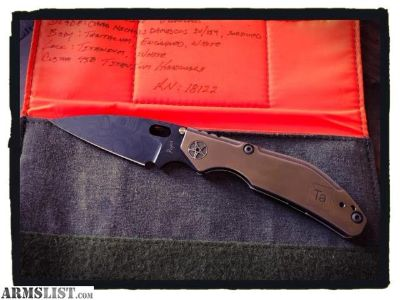 For Sale: Duane Dwyer Custom