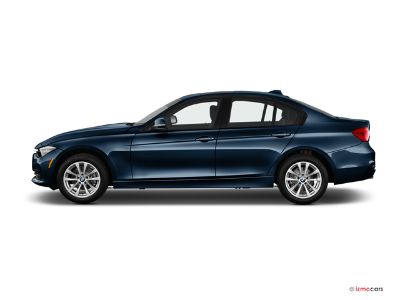 2018 BMW 3-Series 320XI (Mediterranean Blue Metallic)