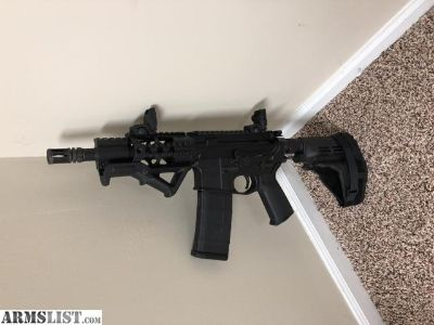 For Sale: DPMS Panther AR Pistol