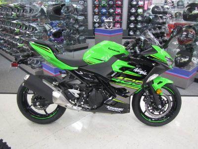 2018 Kawasaki Ninja 400 KRT Edition Sport Motorcycles Warsaw, IN