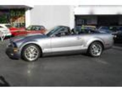 Used 2007 Ford Mustang Shelby GT500 Convertible