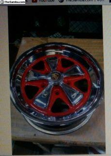 Fuchs Wheel OEM 16X7