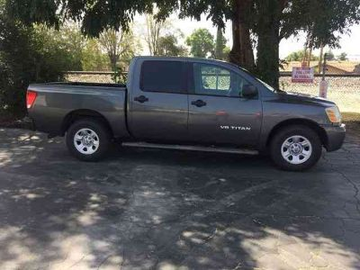Used 2005 Nissan Titan Crew Cab for sale