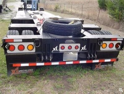 2013 XL Specialized Extendable Lowboy Trailer