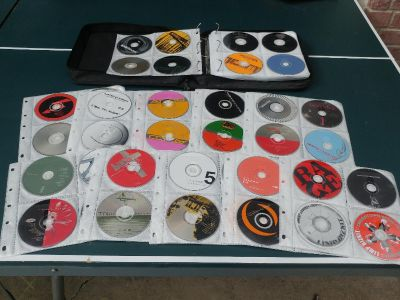 Music Collection (~135 CDs)