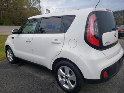 2018 Kia Soul Base (White)