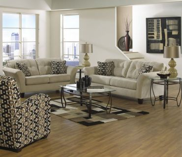New Arrival - Halle Doe Sofa Set