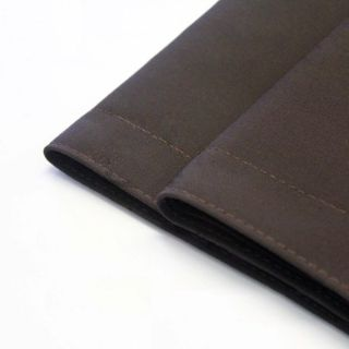 1957-63 Brown Stayfast 2 Fold Beetle Sunroof Cover