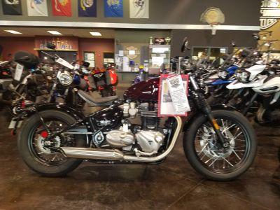 2018 Triumph Bonneville Bobber Cruiser Motorcycles Saint Charles, IL