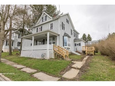 4 Bed 2 Bath Foreclosure Property in Somerset, PA 15501 - W Union St