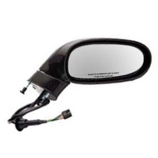 Buy 05-09 Chevy Corvette Power Heated Smooth Black Mirror Passenger Side Right RH motorcycle in Gardner, Kansas, US, for US $89.90