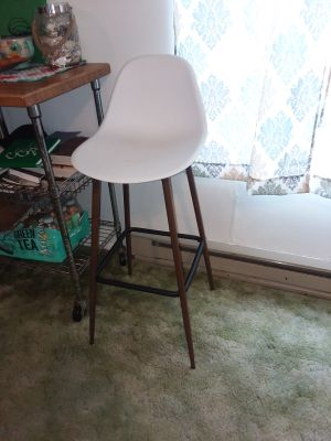 New stool only have one just put together from target retails for $60.