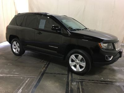 2015 Jeep Compass Limited (Black Clearcoat)