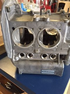 Autolinea Stock VW engine Case