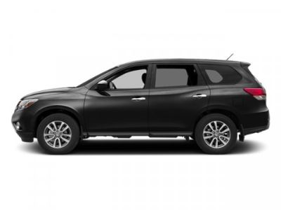 2014 Nissan Pathfinder S (Super Black)