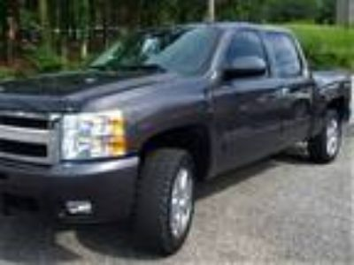2010 Chevrolet Silverado 1500 4X4 For Sale