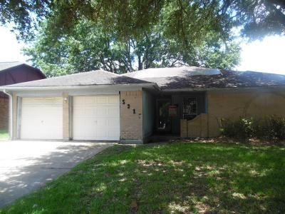 3 Bed 2 Bath Foreclosure Property in Pasadena, TX 77505 - N Meadow Ct