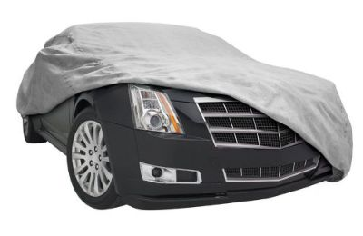 Sell Budge Rain Barrier Car Cover Fits Sedans up to 170 inches, Waterproof RB-2 motorcycle in Canton, Ohio, United States, for US $39.99