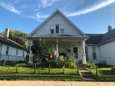 2 Bed Preforeclosure Property in Indianapolis, IN 46203 - Lawton Ave