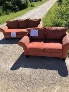 Free couch/love seat