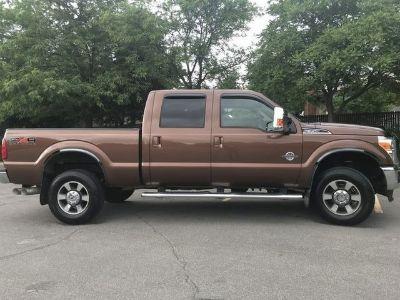 2011 Ford RSX King Ranch (Golden Bronze Metallic)