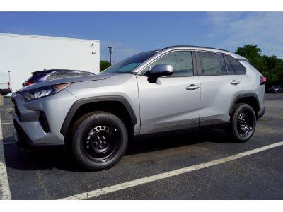 2019 Toyota RAV4 (01d6/Silver Sky Metallic)