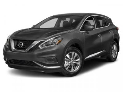 2018 Nissan Murano SL (Magnetic Black Metallic)