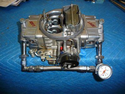 850 Quick Fuel