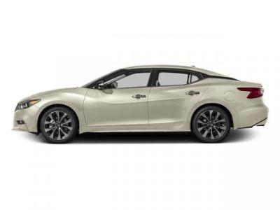 2017 Nissan Maxima SR (Pearl White)
