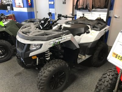 2018 Arctic Cat Alterra 700 XT EPS ATV Off Road Bismarck, ND