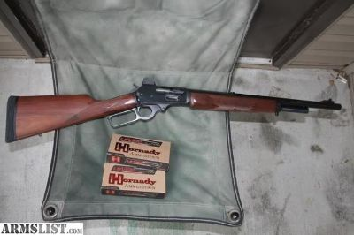 For Sale/Trade: Marlin 1895G guide gun 45-70