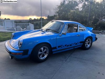 1974 911 Carrera Tribute/ 3.0L