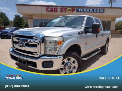 Used 2011 Ford F250 Super Duty Crew Cab for sale