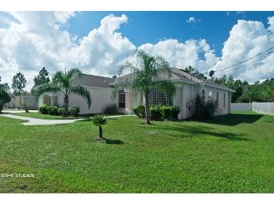 4 Bed 3 Bath Foreclosure Property in Palm Coast, FL 32137 - Lamont Ln